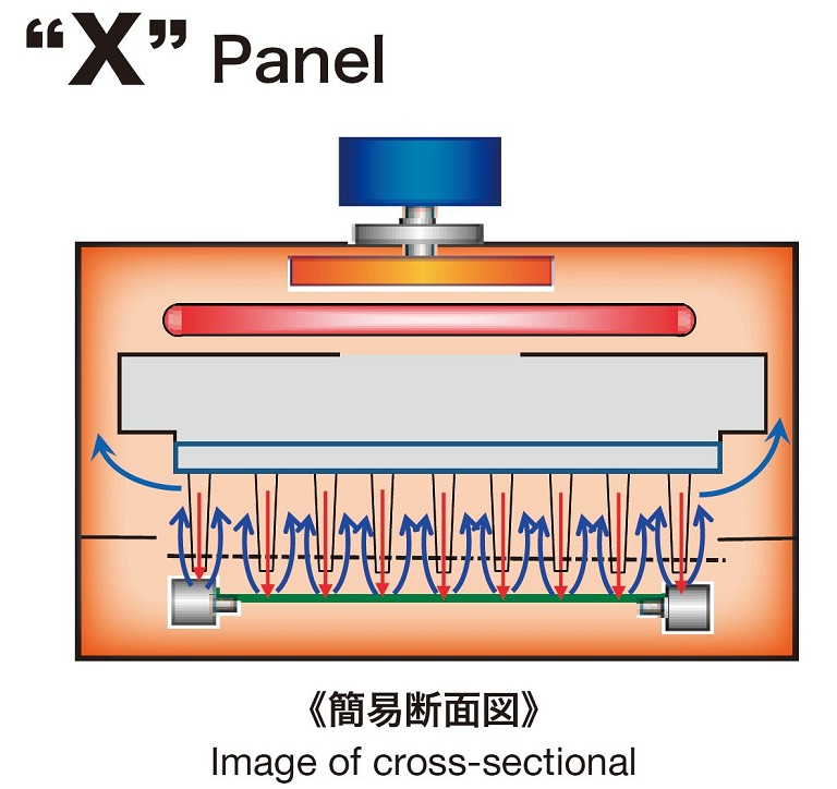 Image of cross-sectional