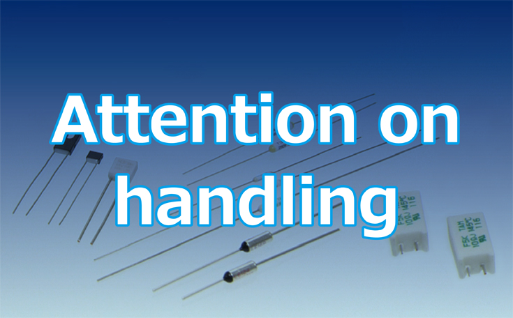 Attention on handling