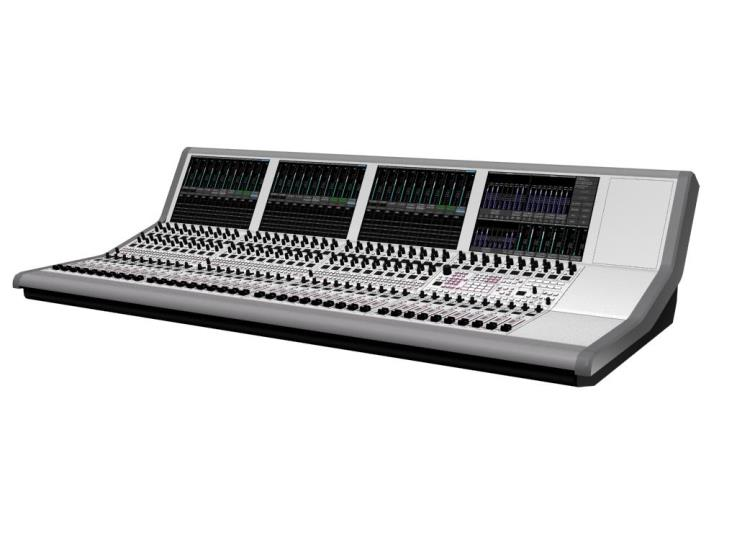 NT660 DIGITAL AUDIO MIXING CONSOLE